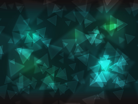 Triangle light · dark green