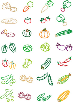 Vegetable summary