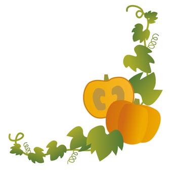 Pumpkin motif