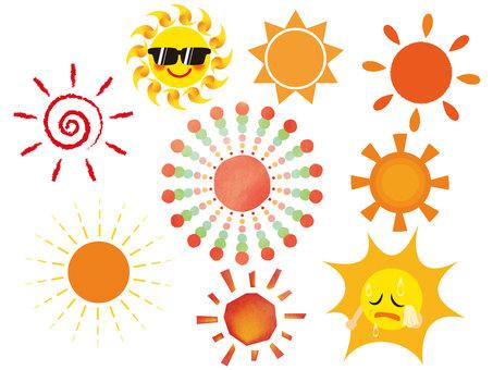 Various suns