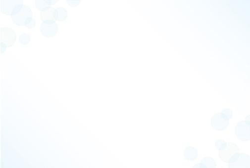 Polka dot background blue