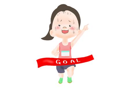 Marathon goals _ Women