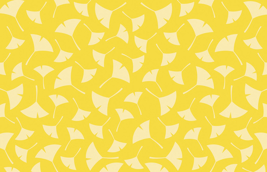 Ginkgo Texture (Yellow)