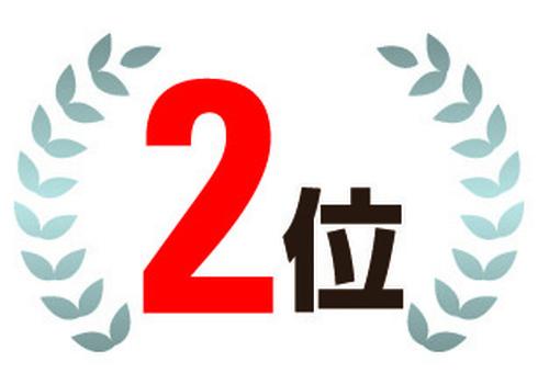 Ranking 2nd