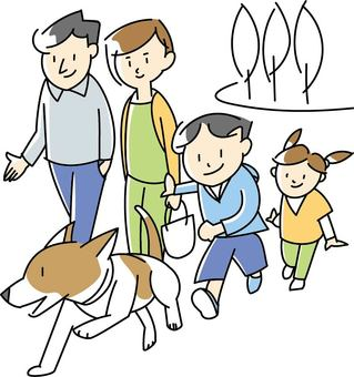 Family and pet-01