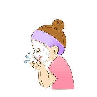Face wash 6