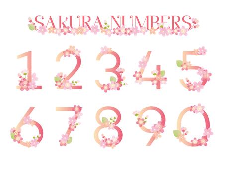 Sakura's number