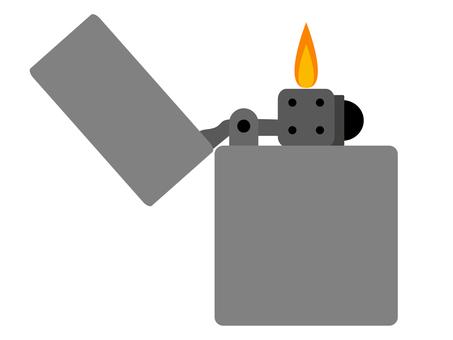 Oil lighter
