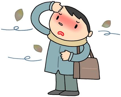 風邪・インフルエンザに注意.2
