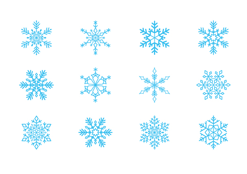 Snow crystal 11