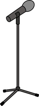 Microphone stand 01_01