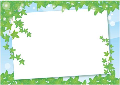 Ivy leaf board 2