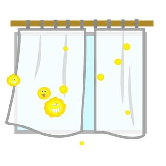 Curtain ②