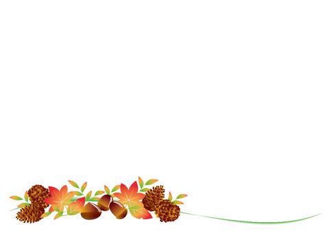 Autumn material 02 - line