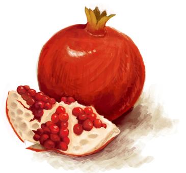 Pomegranates 001