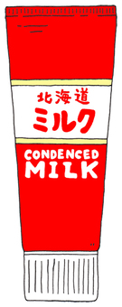 Condensed milk 2