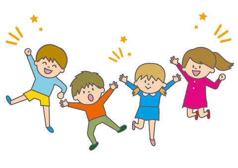 Energetic children 4