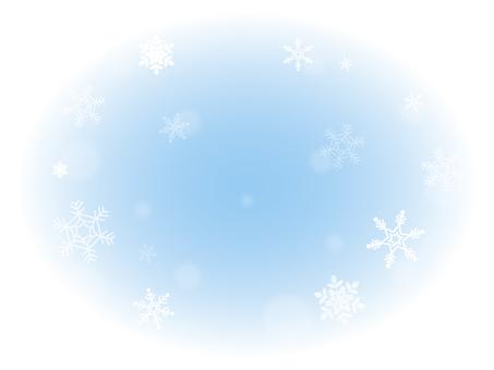 Winter image 002 Blue
