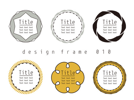 Design Frame 010