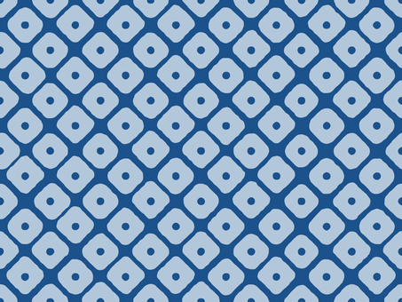 Wallpaper Kanoko 01 Loopable lapis lazuli