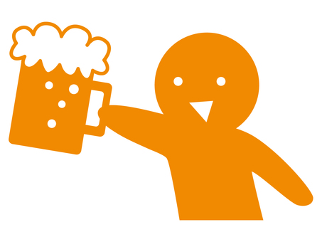Beer drinker 1