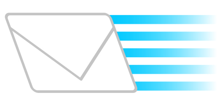 Mail · Receiving · Express delivery
