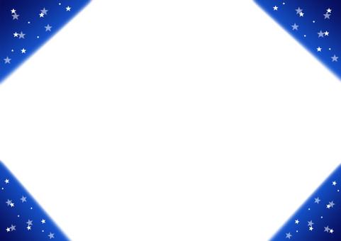 Star frame ②