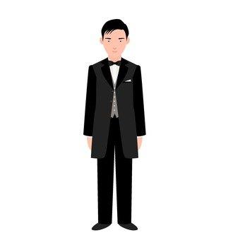 Male in tuxedo 1