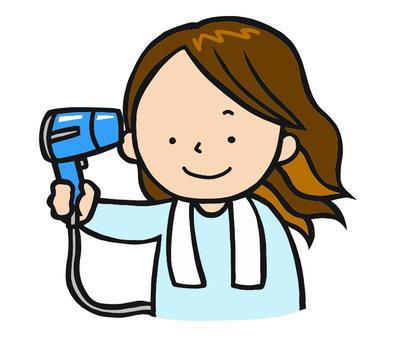Hairdryer