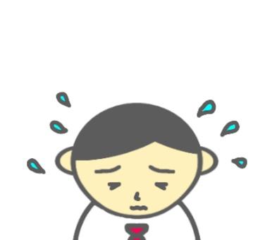 19_ 샐러리맨 _ 사과 땀