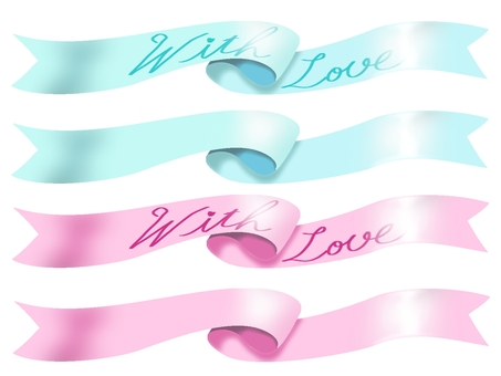 Cool, ribbon