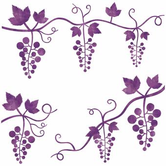 Autumn / Grapes