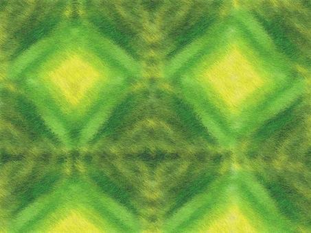 녹색 담요