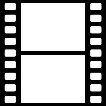 Film frame simple 4: 3