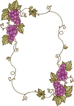 Grape Frame (Vertical)
