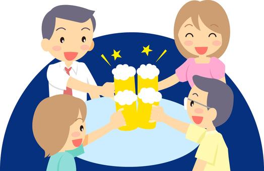 Summer / Beer garden