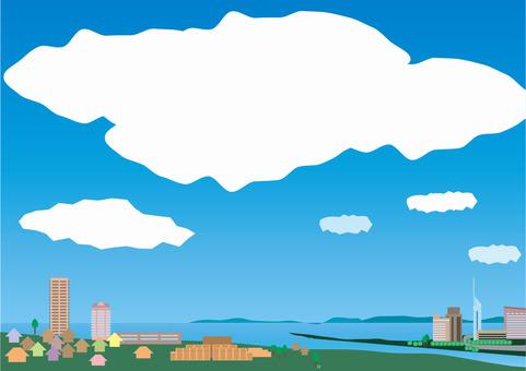 城市景觀_雲流行版