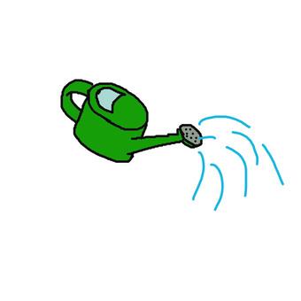 Watering pot 4