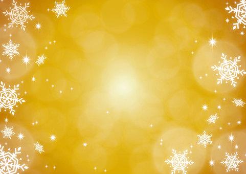 Glittering background gold