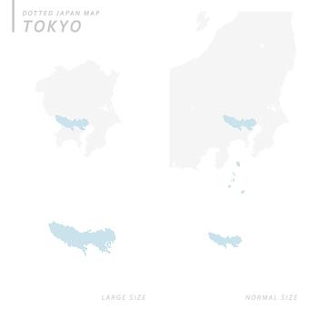 도트 맵 도쿄 1