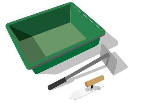 Plaster tool