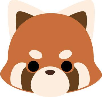 팬더 머리