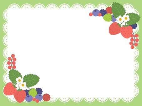 Berry frame (race)