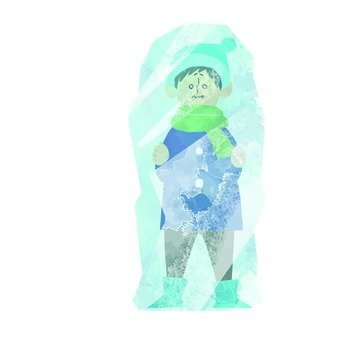Frozen men