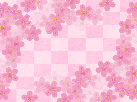 Background - Cherry blossoms 57