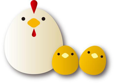 Take egg