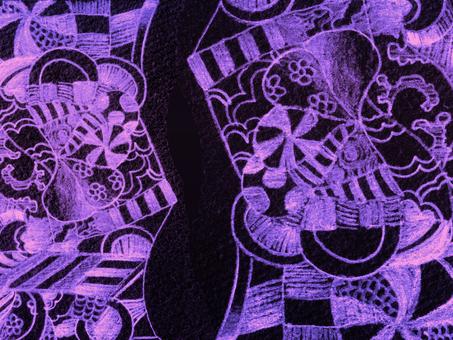 Background Hand Drawn 02