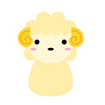 Zodiac sheep