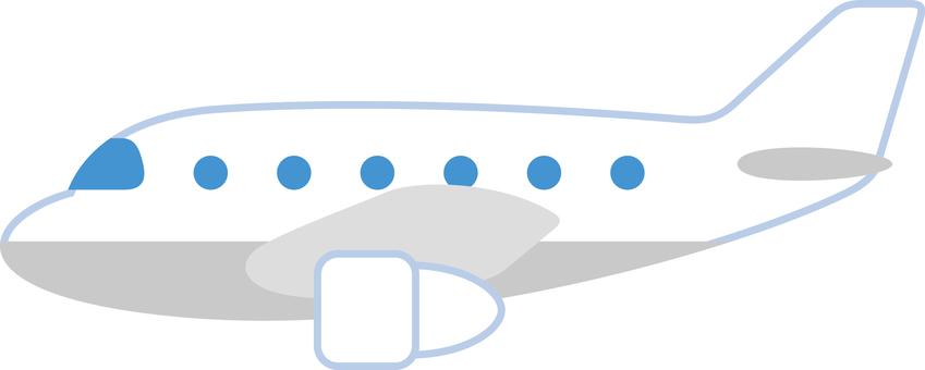 간단한 비행기