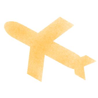 Airplane (Hanko style)